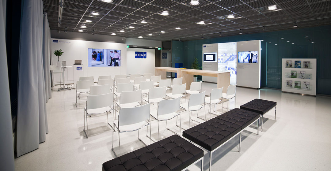 Pentagon Design - Kone customer experience