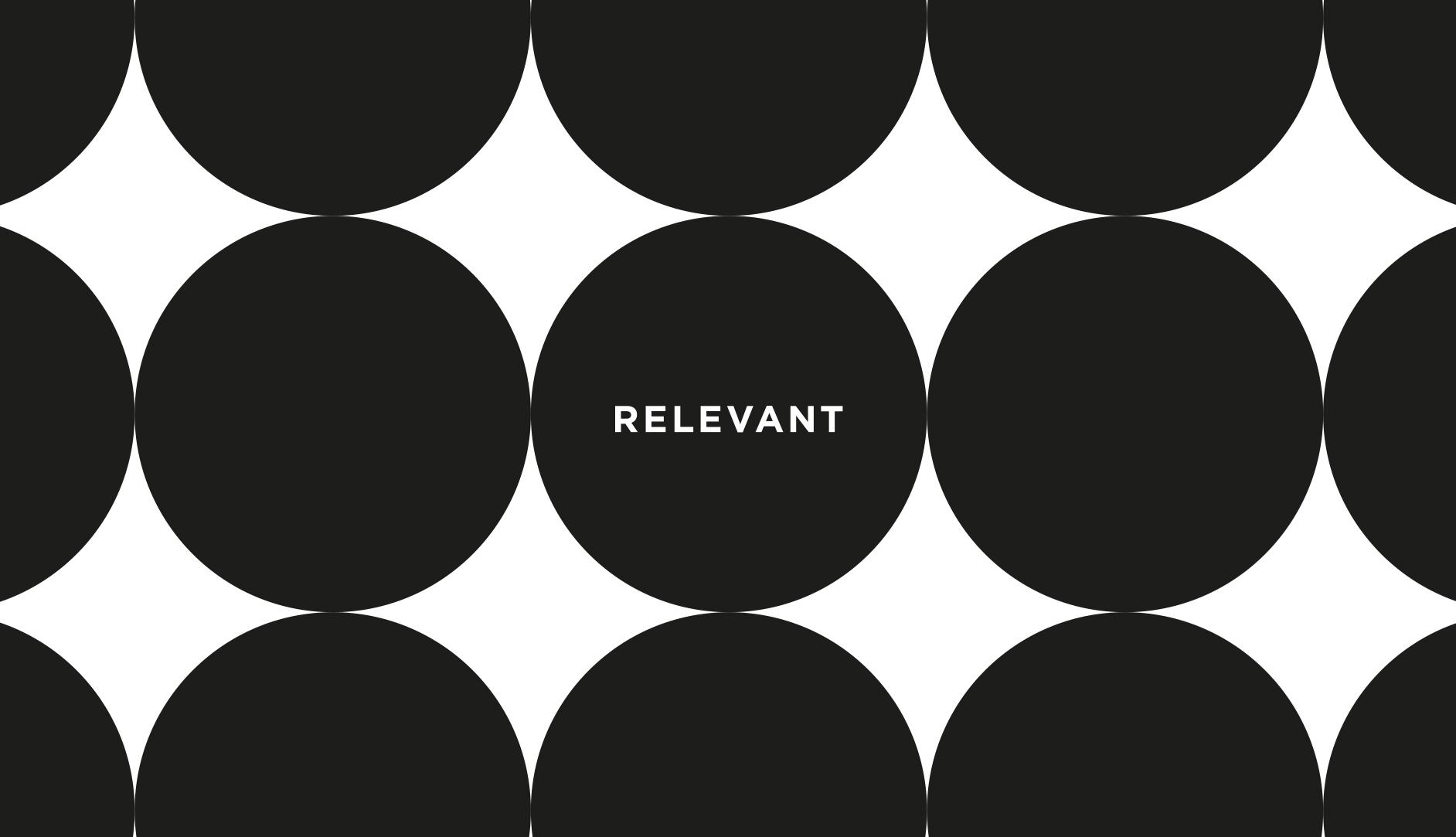 Fazer brand strategy - Relevant